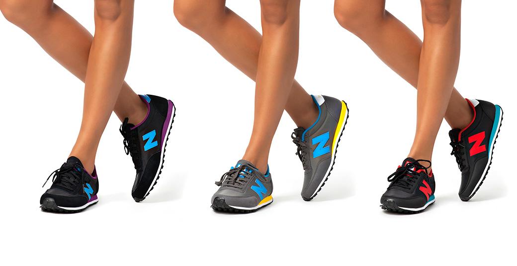 new balance sko dame 410