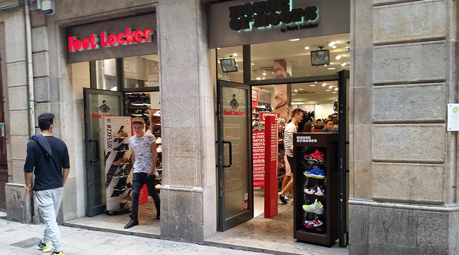 Foot Locker Barcelona 71