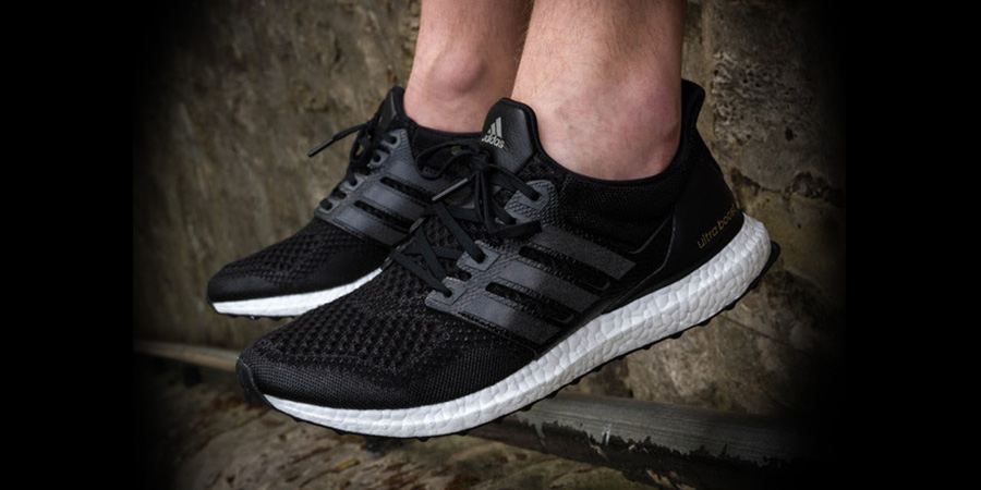 Adidas Ultra Boost J&d Black