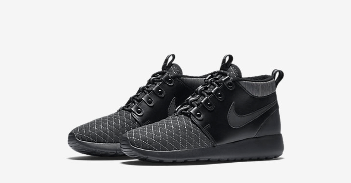 nike roshe mid winter