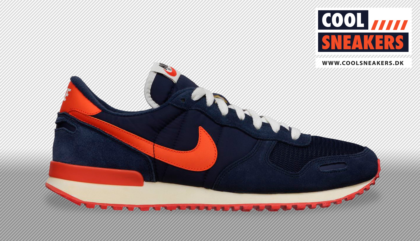 Nike Air Vortex Vintage - Blue/Orange