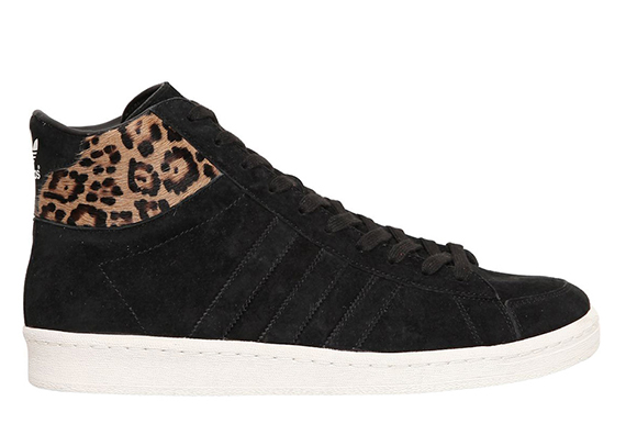 Adidas Originals Blue 'Leopard Pack'