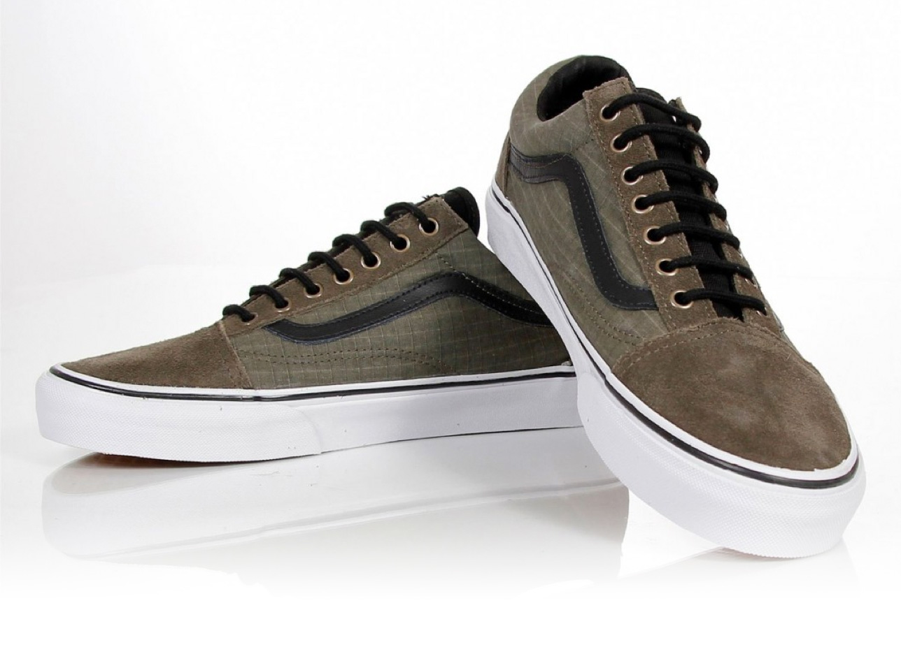 Vans Old Skool Army