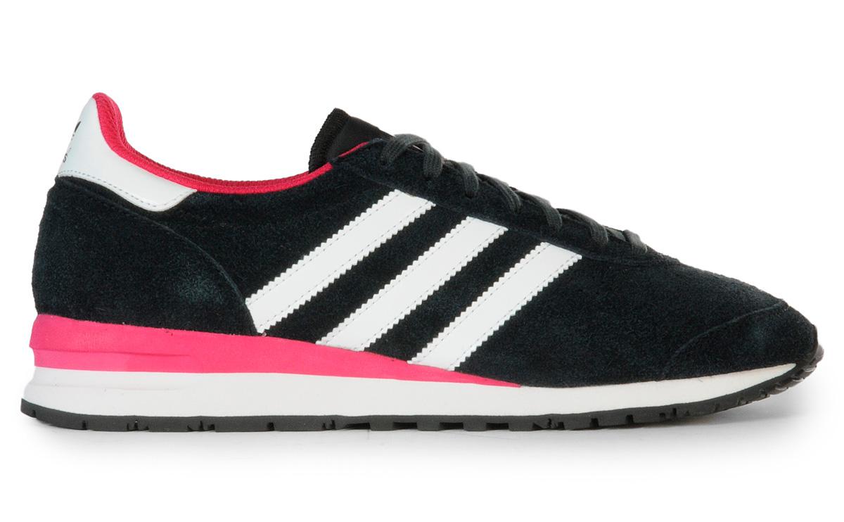 Adidas Marathon 85 SortRunwhitePink til kvinder Cool