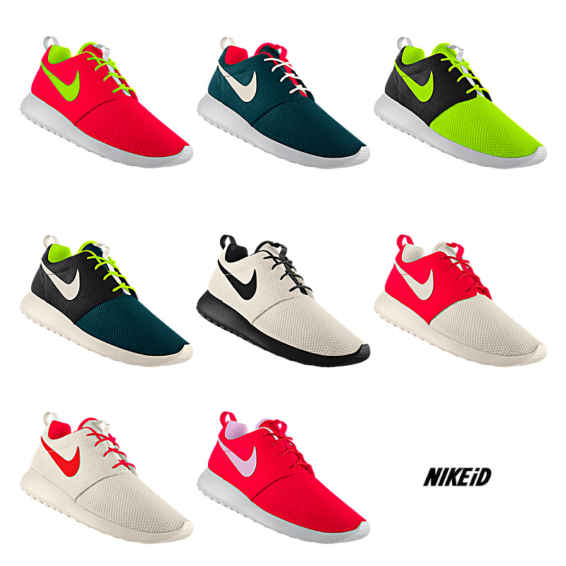 cool nike id designs