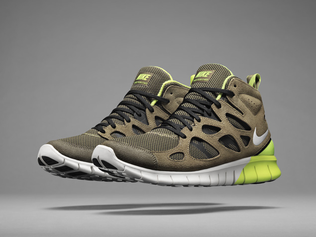 Nike Free Run 2 SneakerBoots