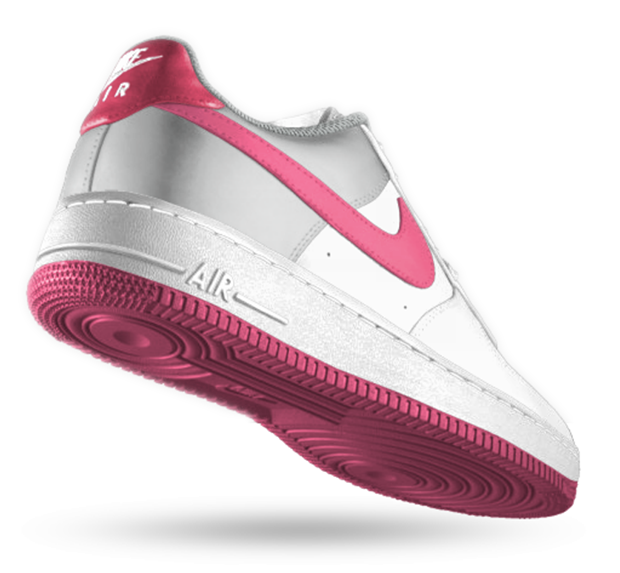 Nike Air Force 1 - Made with Nike iD