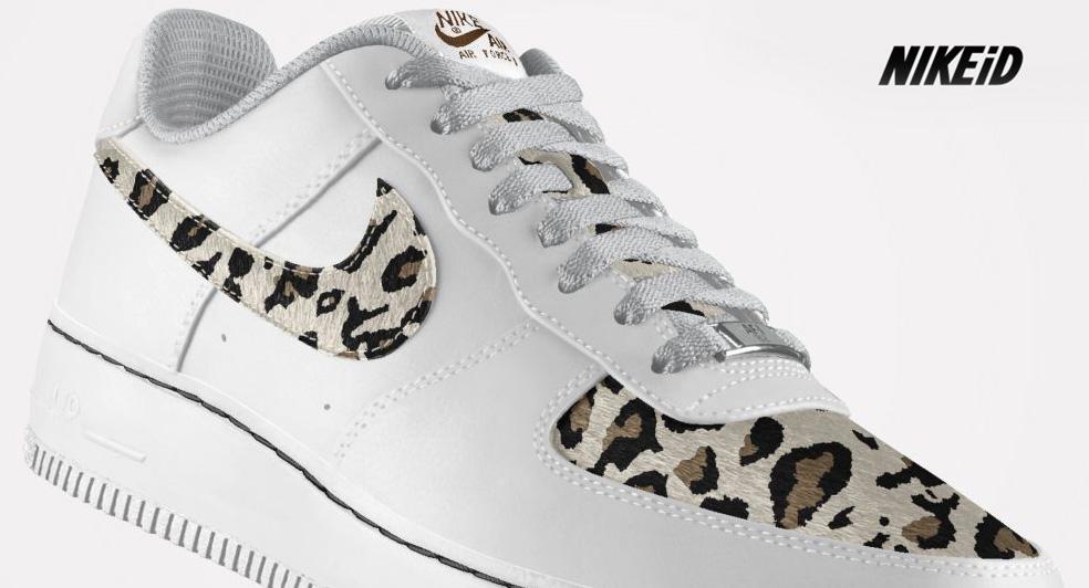 Med Cool Air 1 Nike Force Sneakers Dyreprint fqw4vzTH