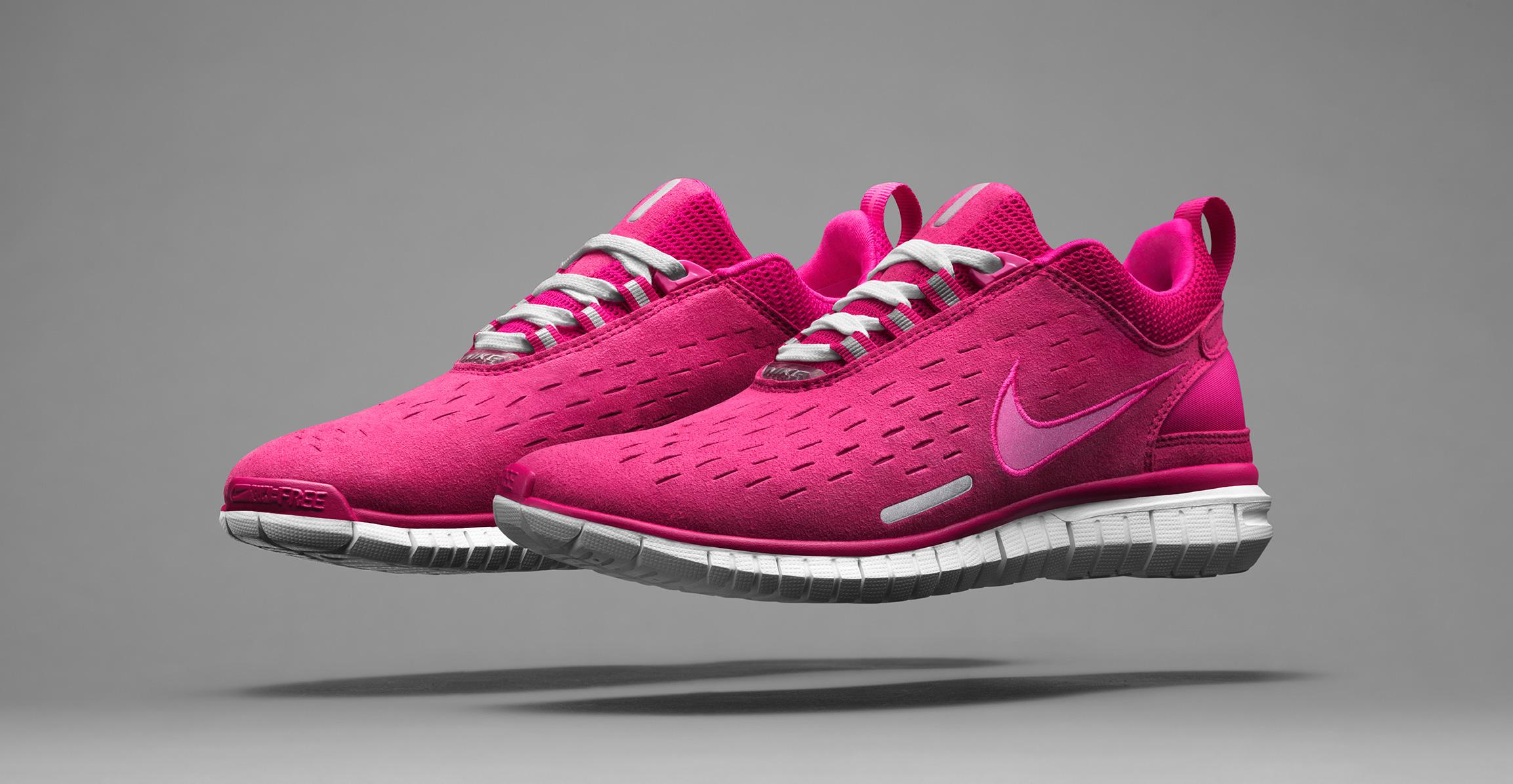 Nike Free OG Pink