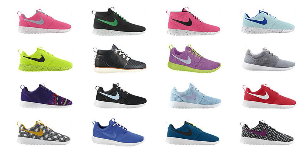 Hvor kan jeg købe Nike Roshe Run Sneakers?