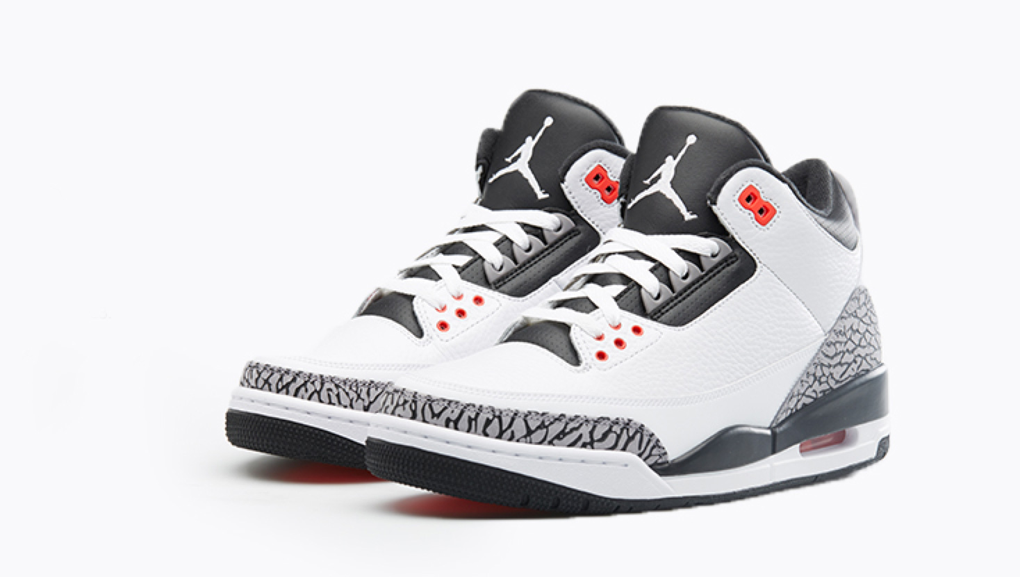 Nike Air Jordan 3 Retro 'Infrared 23'