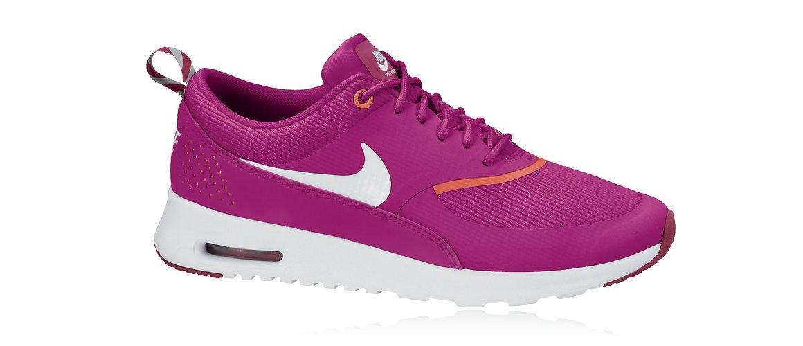 Pink Nike Air Max Thea