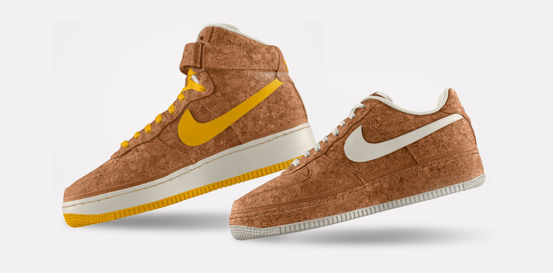 Nike Air Force 1 Cork High eller Low? Cool Sneakers
