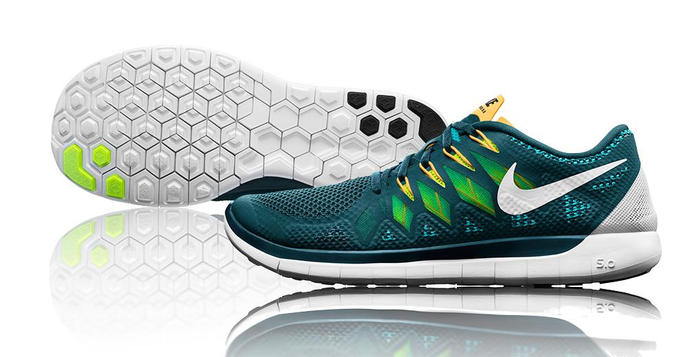 Nike Free 5.0 til Herre Nyheder! Cool Sneakers