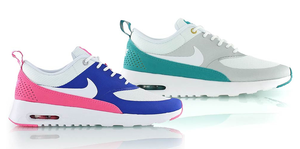 the latest f18e3 3a961 2 fede modeller af Nike Air Max Thea - Cool Sneakers