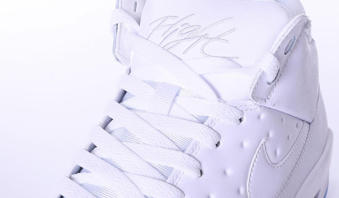 Hvide Nike Air Flight Classic Sneakers