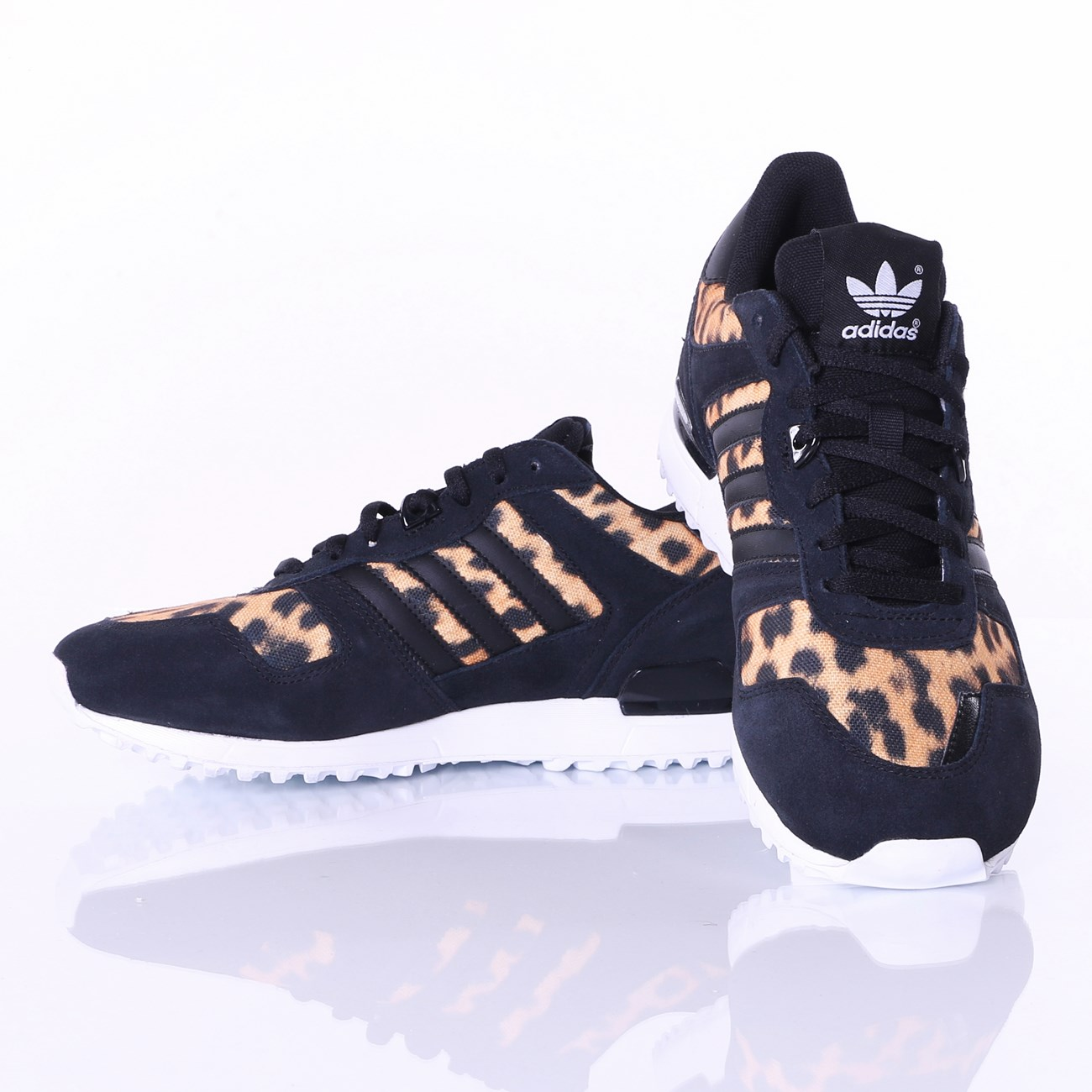 Adidas ZX 700 Zebra Leopard Et nyt dyr? Cool Sneakers