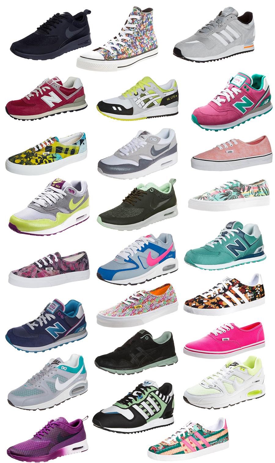 Dame Sneakers på Udsalg hos Zalando Cool Sneakers