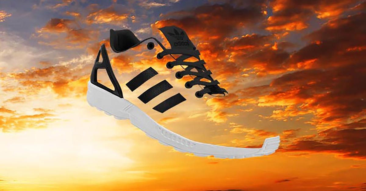 Design din egen Adidas ZX Flux - miZXFLUX