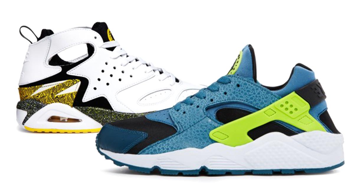 Hvor kan jeg købe Nike Air Huarache?