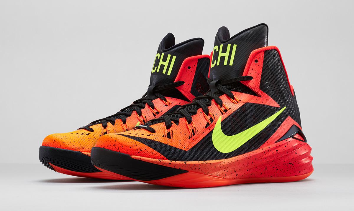 Nike Hyperdunk 2014 City Pack