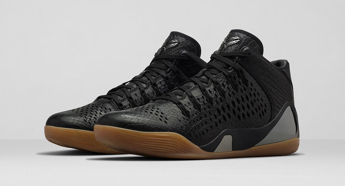 Nike Kobe 9 Mid Ext Black Mamba