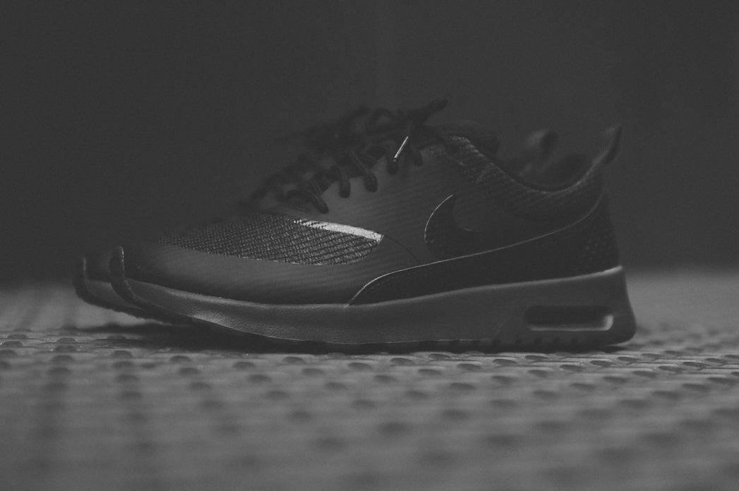 Nike Air Max Thea Premium Triple Black