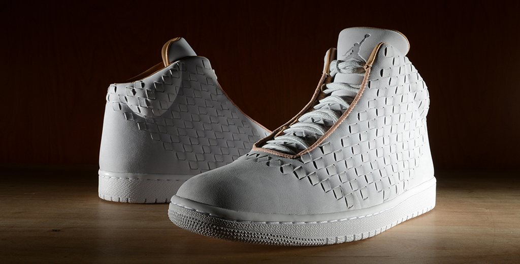 Nike Air Jordan Shine Pure Platinum