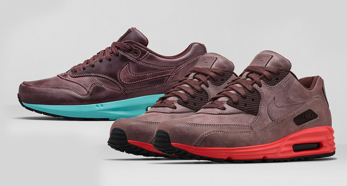 Nike Air Max Lunar Burnished Collection