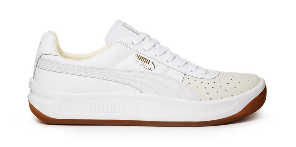 Puma GV Special Exotic White