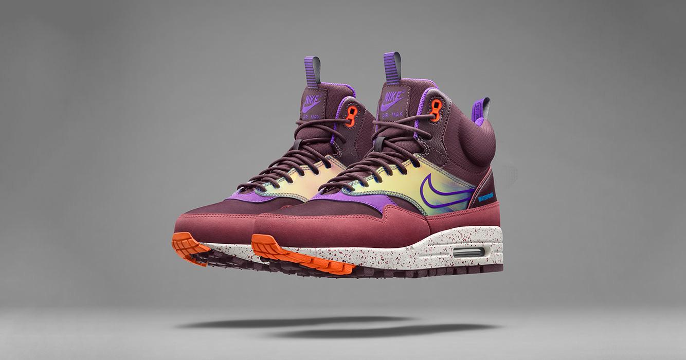 Nike Air Max 1 Sneakerboots 2014
