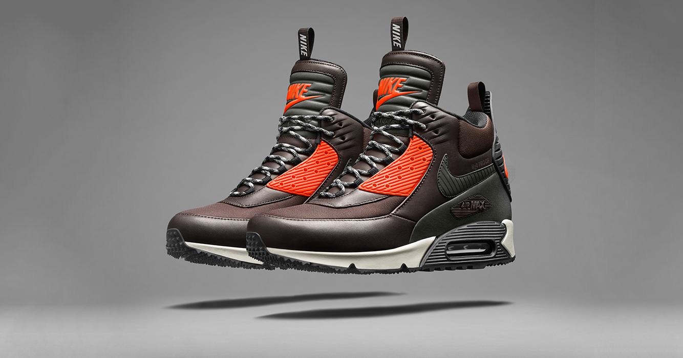 Nike Air Max Sneakerboots 2014