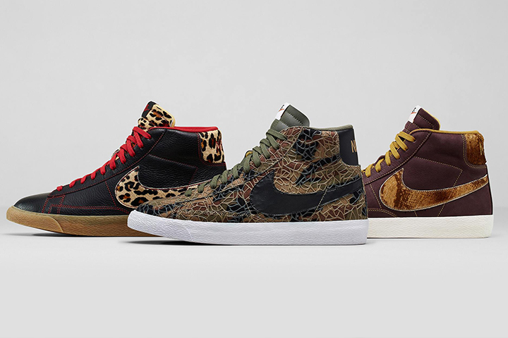 Nike Blazer Safari Collection