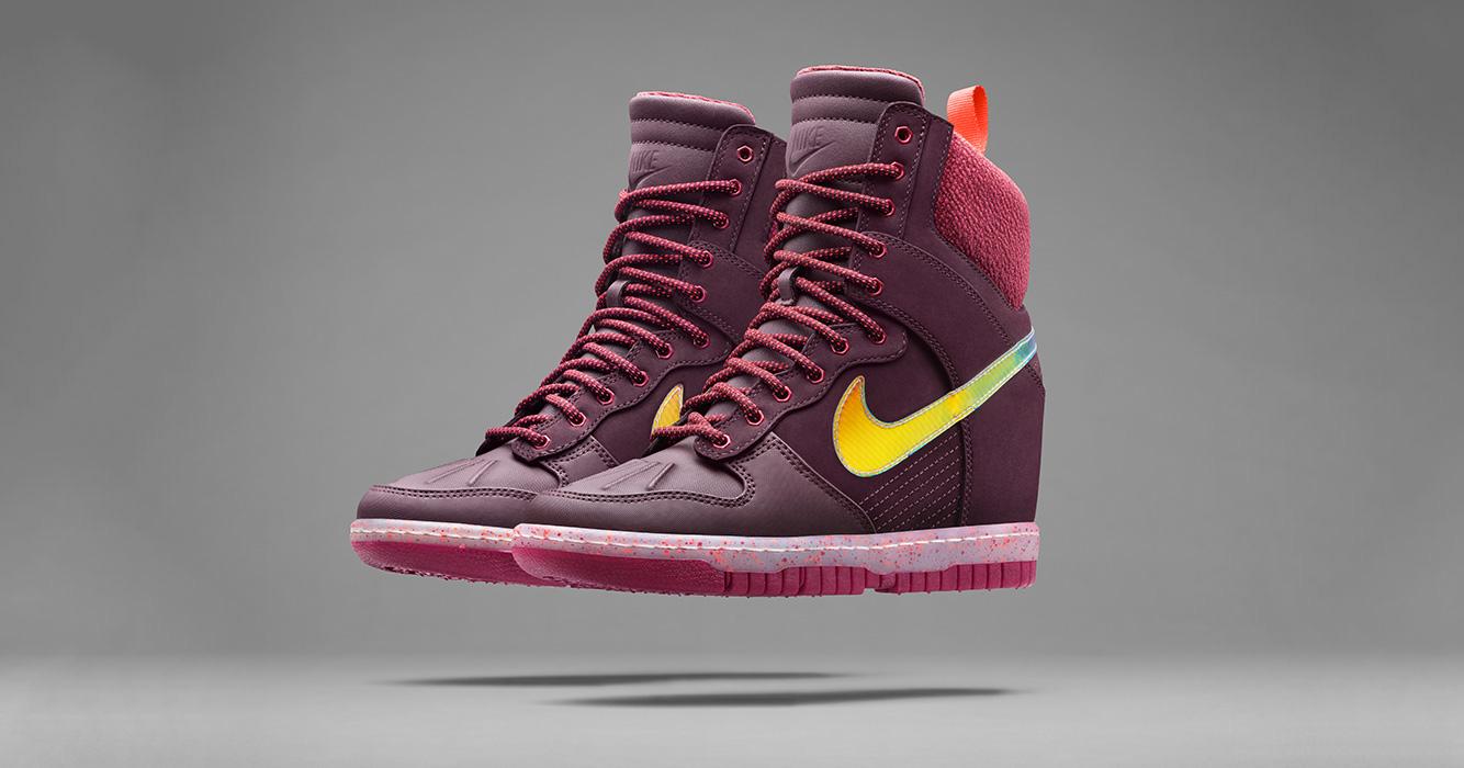 Nike Dunk Sky Hi Sneakerboots 2014