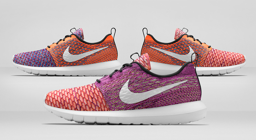 Nike Roshe Flyknit Limited Edition