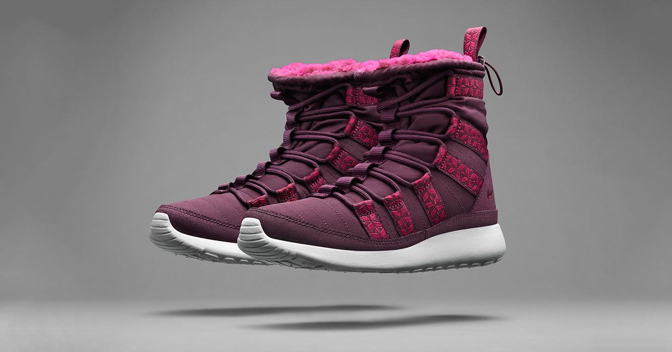 Nike Roshe Run High Sneakerboots 2014