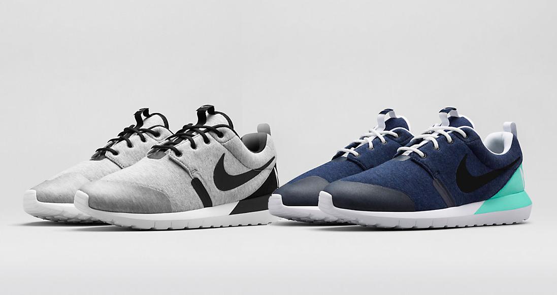 Nike Roshe Run NM Fleece Pack