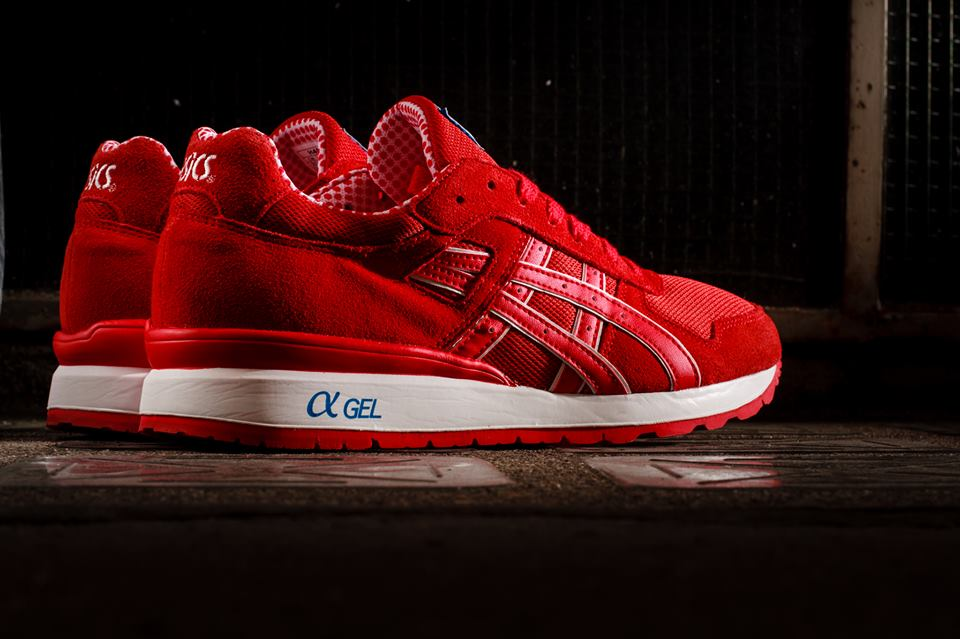 Asics GT-II Red