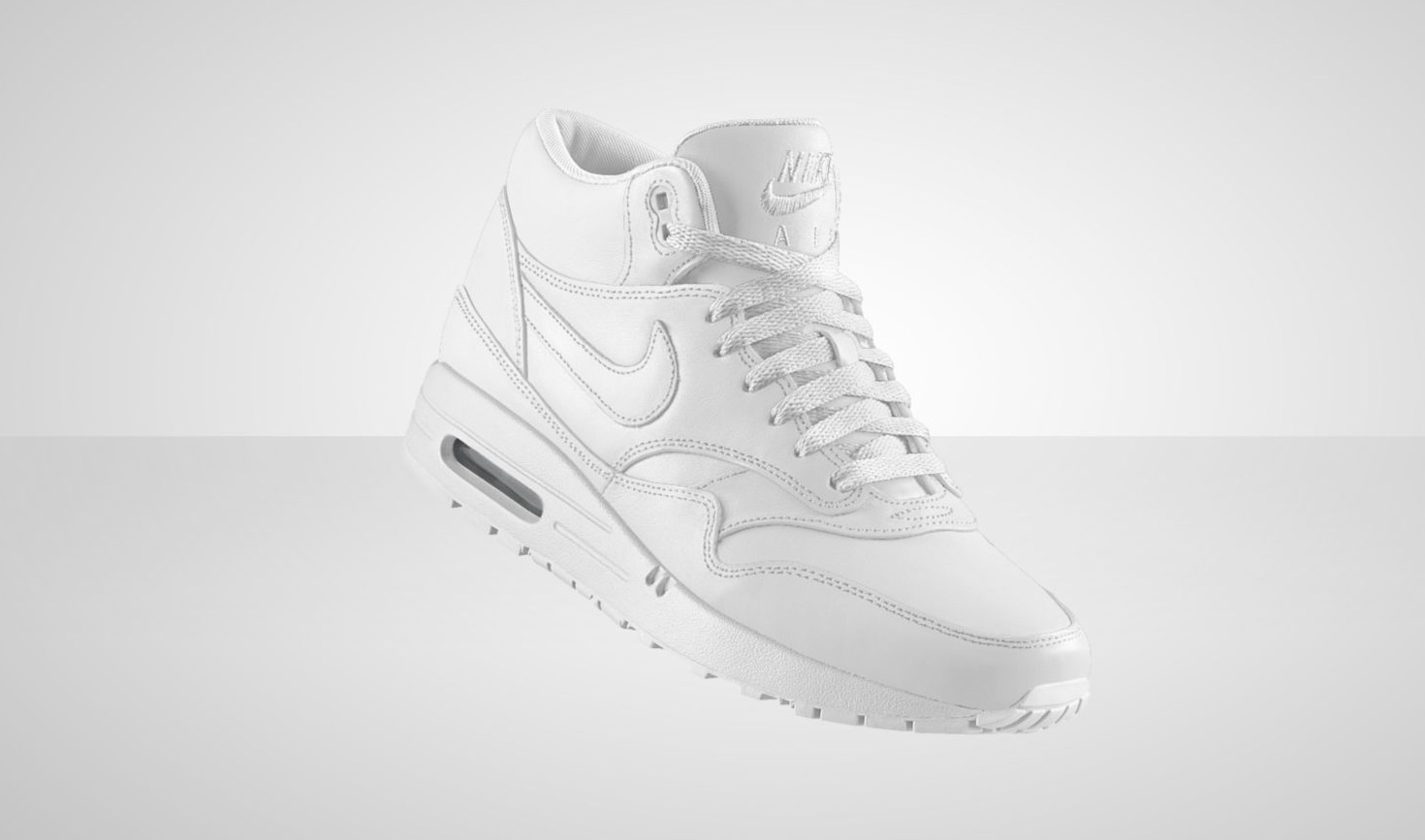 Design din egen Nike Air Max 1 Mid