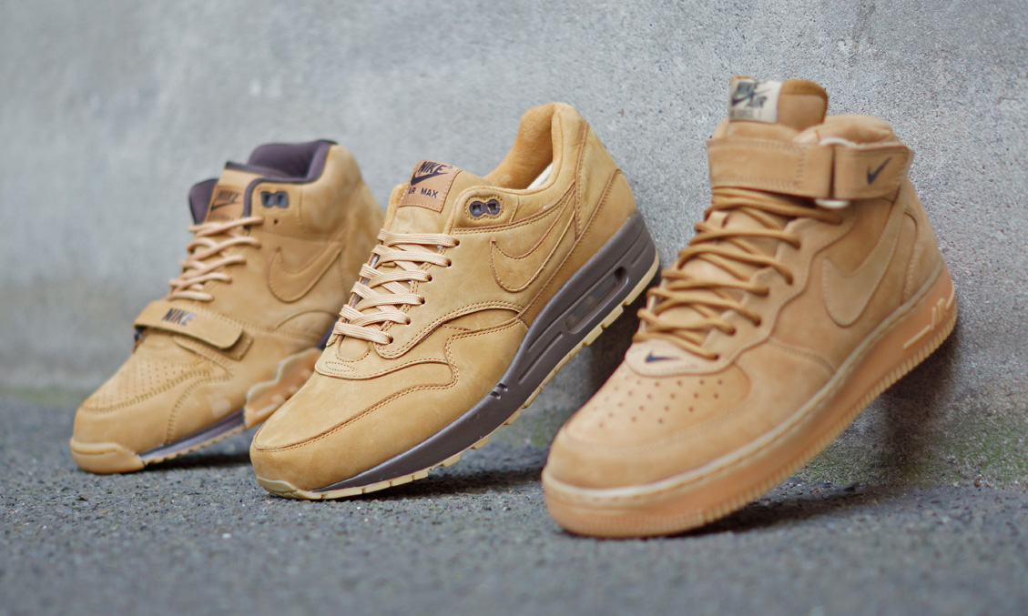 Nike Flax Collection