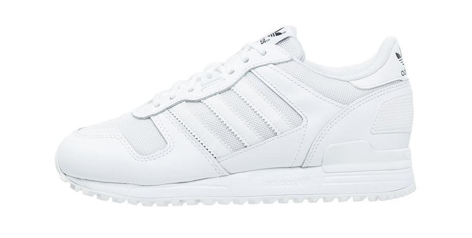 Hvide Adidas ZX 700 til damer Cool Sneakers