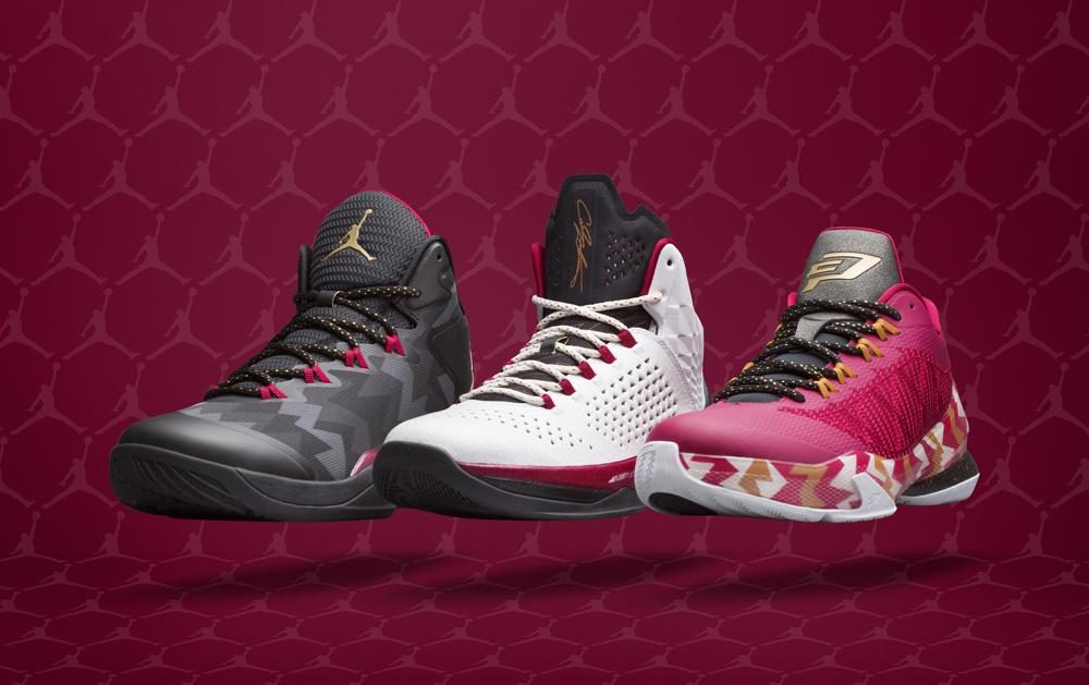 Nike Air Jordan Christmas Collection 2014