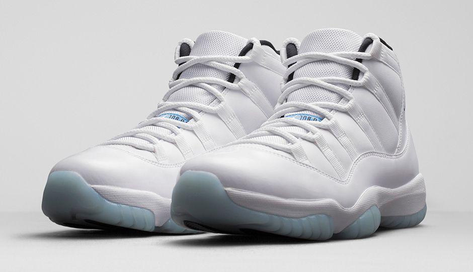 Nike Air Jordan 11 Retro Legend Blue