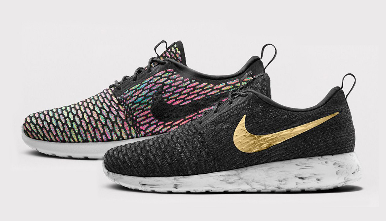 Nike Roshe Run Id Curty Colorways