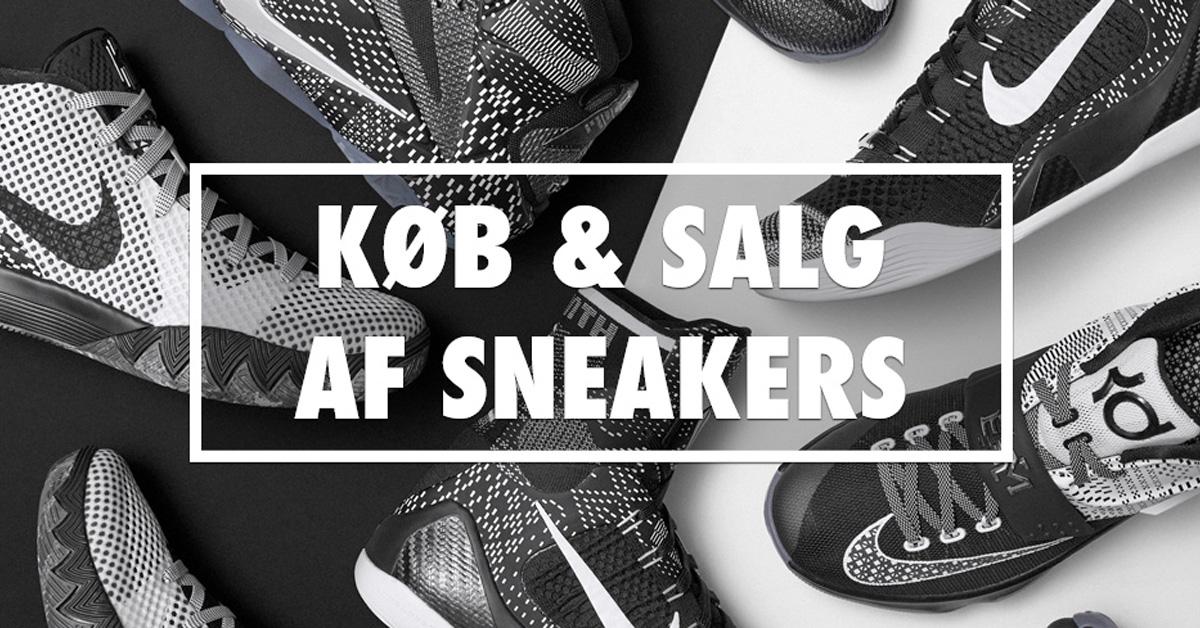 Køb og salg af sneakers på Facebook - Cool Sneakers