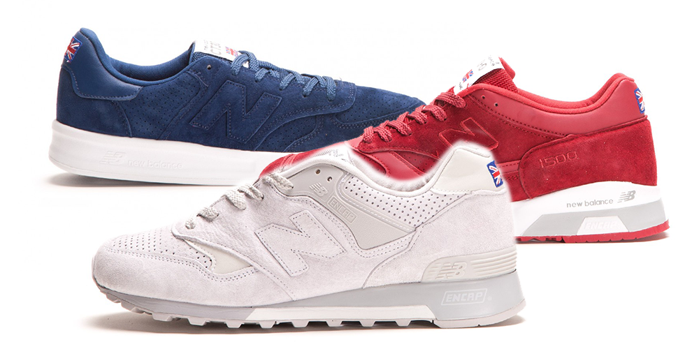 New Balance 'Flying the Flag'