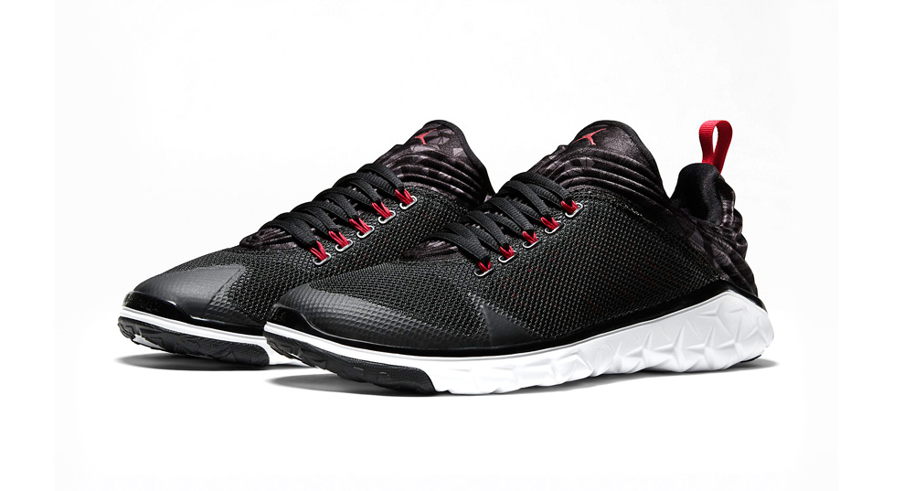 Nike Air Jordan FlightFlex Black Red
