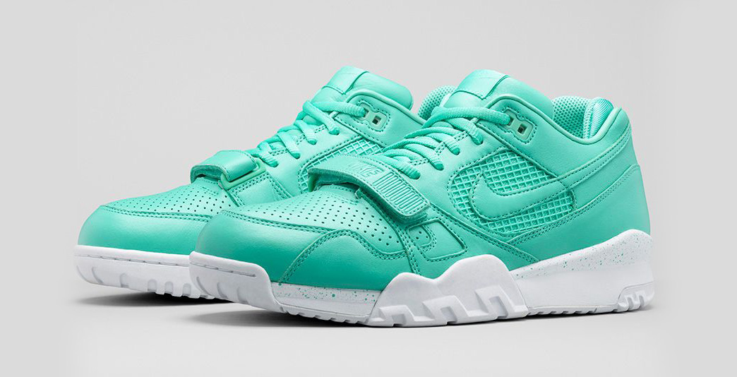 Nike Air Trainer 2 Premium 'Crystal Mint'