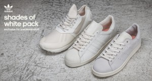 Adidas Shades of White Pack