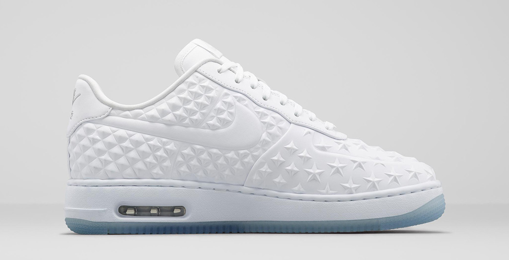 Nike Air Force 1 Elite AS White Cool Sneakers